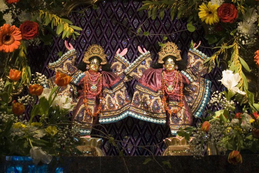 Sri Sri Nitai Caitanya Candra