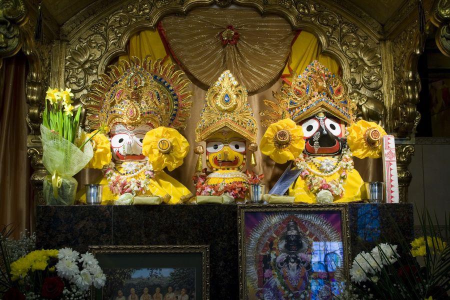 Sri Sri Jagannath, Baladev, Subhadra