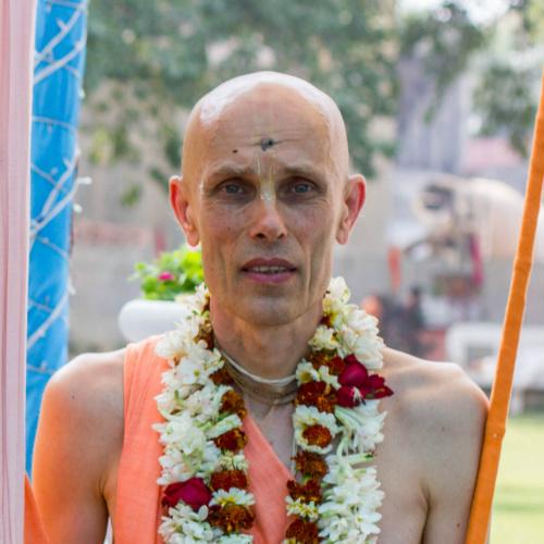 HH Bhakti Swarupa Caitanya Swami
